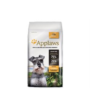 APPLAWS Dry Dog Chicken Senior