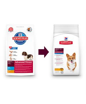 Hill's Canine Dry Adult Mini