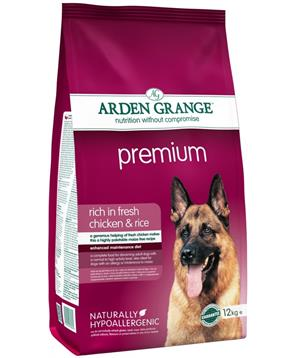 Arden Grange Premium rich in fresh Chicken & Rice