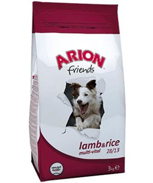Arion Dog Friends Lamb Rice multi vital