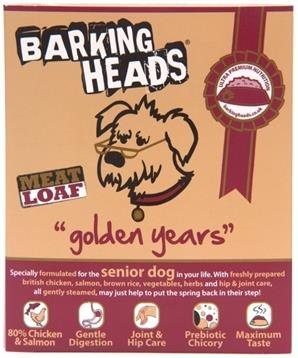 BARKING HEADS Golden Years konz.