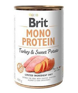 Brit Dog konz Mono Protein Turkey & Sweet Potato