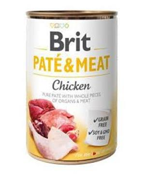 Brit Dog konz Paté & Meat Chicken