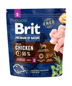 Brit Premium by Nature Junior S