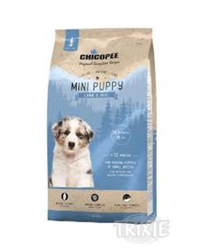 CHICOPEE CLASSIC NATURE MINI PUPPY LAMB-RICE