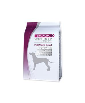 EUKANUBA VD Weight / Diabetic Control Dog