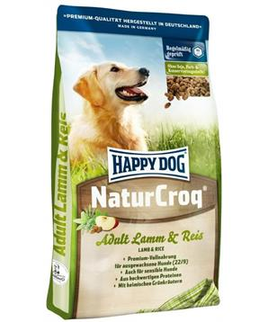 HAPPY DOG Natur Croq Lamb&Rice