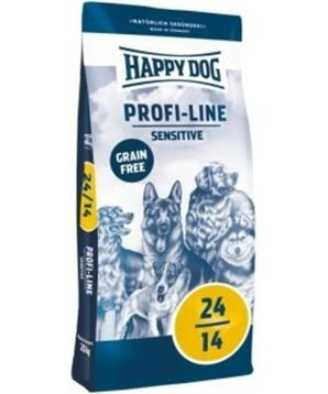 HAPPY DOG Sensitive 24/14 Grain Free