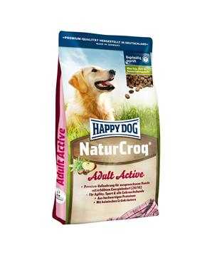 HAPPY DOG Natur Croq Active
