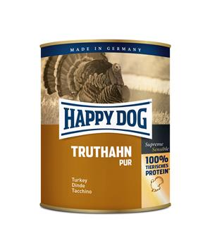 Happy Dog Truthahn Pur
