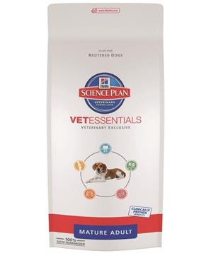 Hill's Canine VetEssentials Dry Mature Adult