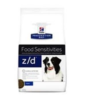 Hill's Canine Z/D Ultra Alergen Free Dry(FOOD SENSITIVITIES)