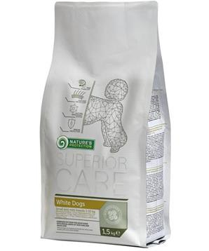 Nature's Protection Dog Dry Superior Care Adult White Small Breed