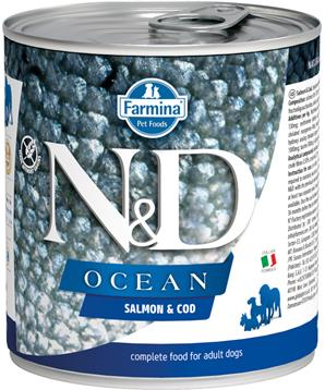 N&D DOG OCEAN Adult Salmon & Codfish