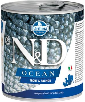 N&D DOG OCEAN Adult Trout & Salmon