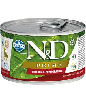 N&D DOG PRIME Puppy Chicken & Pomegranate Mini