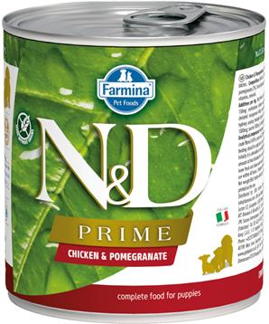 N&D DOG PRIME Puppy Chicken & Pomegranate