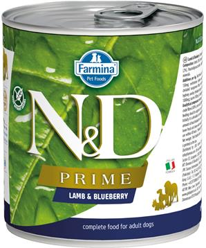 N&D DOG PRIME Adult Lamb & Blueberry