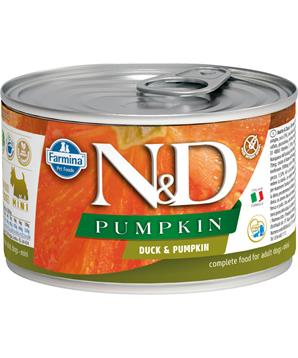 N&D DOG PUMPKIN Adult Duck & Pumpkin Mini