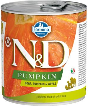 N&D DOG PUMPKIN Adult Boar & Apple