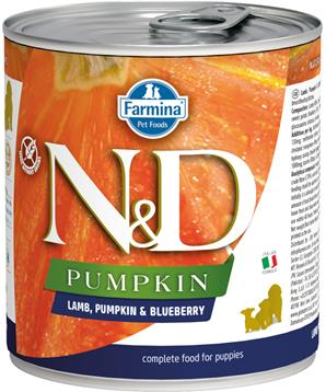 N&D DOG PUMPKIN Puppy Lamb & Blueberry