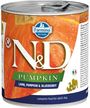 N&D DOG PUMPKIN Adult Lamb & Blueberry