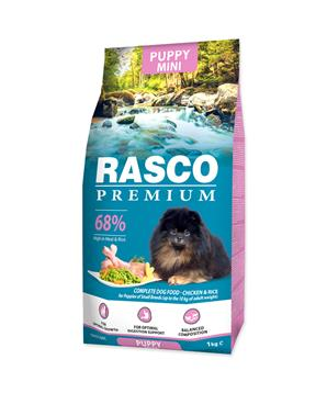RASCO Premium Puppy / Junior Small