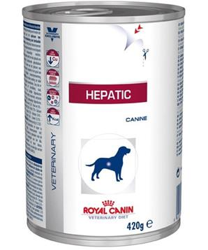 Royal Canin VD Canine Hepatic konzerva