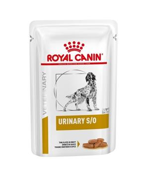 Royal Canin VD Canine Urinary S/O kapsa