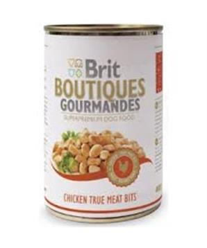 Brit Boutiques Gourmandes Chicken True Meat Bits