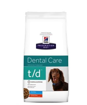 Hill's Canine T/D Dry Mini