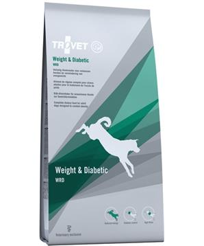 Trovet Canine WRD Weight Diabetic 12,5 kg