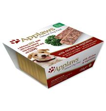 Paštika APPLAWS Dog Pate with Chicken & vegetable