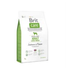Brit Care Grain-free Adult Large Salmon