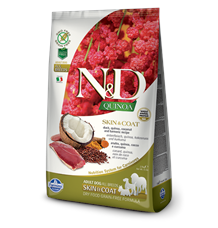 N&D GF Quinoa DOG Skin&Coat Duck & Coconut