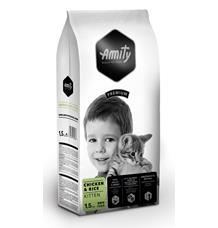AMITY premium cat KITTEN Chicken & Rice
