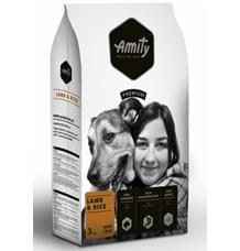 AMITY premium dog Lamb & Rice