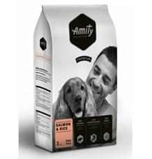 AMITY premium dog Salmon & Rice