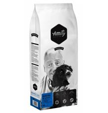 AMITY premium dog SENIOR Light