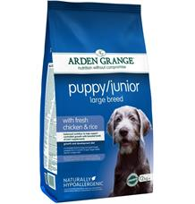 Arden Grange Puppy/Junior Large Breed with fresh Chicken & Rice