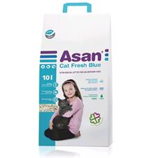 ASAN Cat Fresh blue
