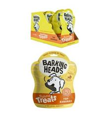 BARKING HEADS Baked Treats Top Bananas