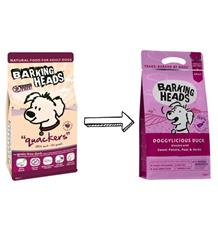 BARKING HEADS Doggylicious Duck