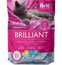 Brit Care podestýlka Brilliant Silica-gel