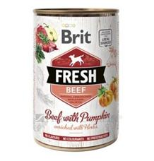 Brit Dog Fresh konz Beef with Pumpkin