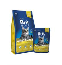 Brit Premium Cat Salmon Adult
