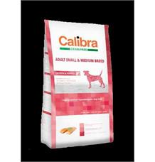 Calibra Dog GF Adult Medium & Small Salmon