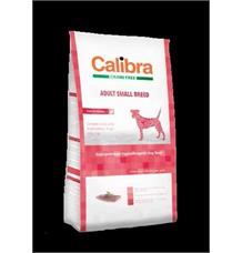 Calibra Dog GF Adult Small Breed Duck