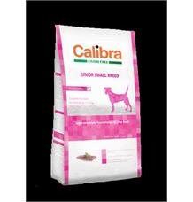 Calibra Dog GF Junior Small Breed Duck