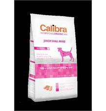 Calibra Dog HA Junior Small Breed / Chicken & Rice new